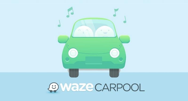Que es Waze Carpool