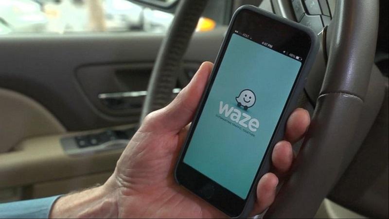Como usar Waze en Uber Driver